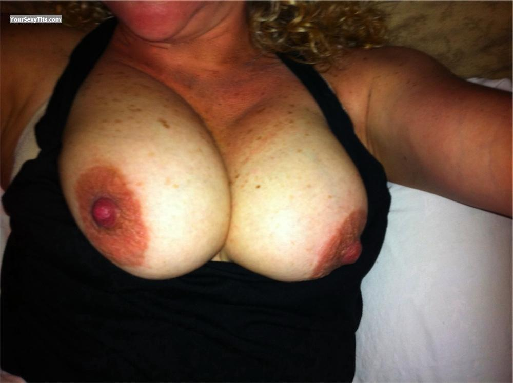 My Very big Tits Selfie by BeachGuru